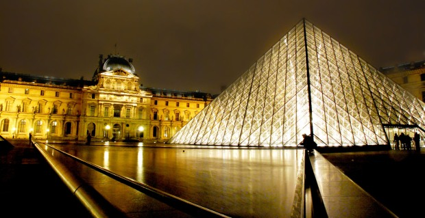 From http://famouswonders.com/louvre-museum-in-paris/